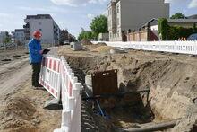 13.05.20 - Baustelle Lausitzer Straße 1